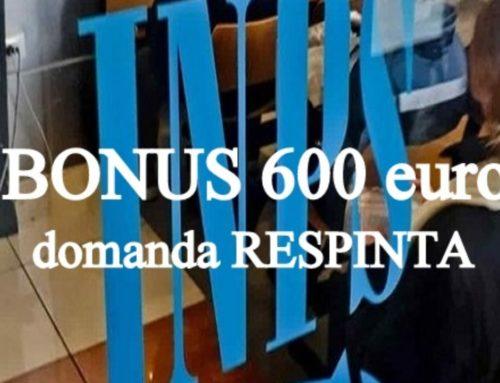 Riesame Bonus 600